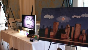 AAF Oct Luncheon Brandon Ray Artwork