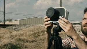 Blackmagic Production Camera 4K - Papyrus Edition